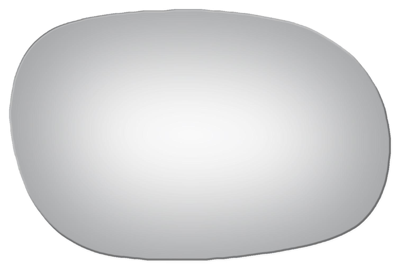 Burco 3640 Right Side Mirror Glass For Chrysler 300m
