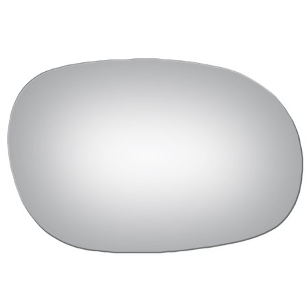 Burco 3640 Right Side Mirror Glass for Chrysler 300M, Concorde, LHS