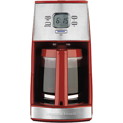 Hamilton Beach Ensemble 12 Cup Coffeemaker | Model# 43253R