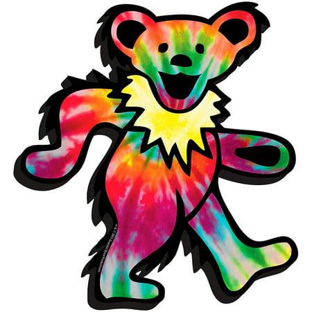 Aquarius Grateful Dead Bear Chunky Magnet
