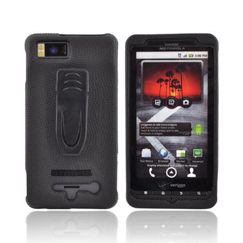 Body Glove Snap-On Case for Motorola Droid X MB810 (Black) (Bulk Packaging)