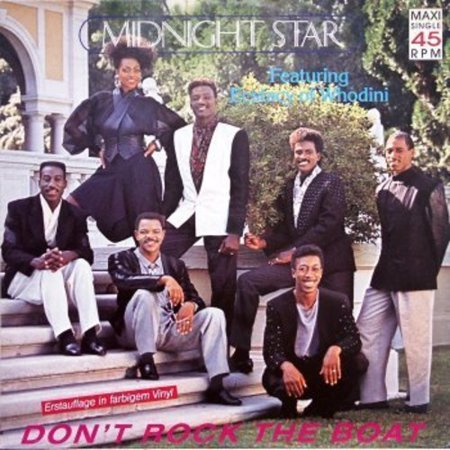 Midnight Star - Dont Rock The Boat / Snake In The Grass - Vinyl (7-Inch)