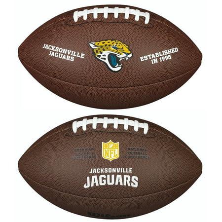 Wilson Composite Football - Jacksonville Jaguars