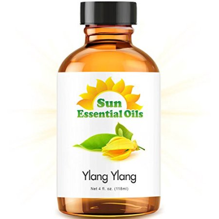 Ylang Ylang (Large 4oz) Best Essential Oil