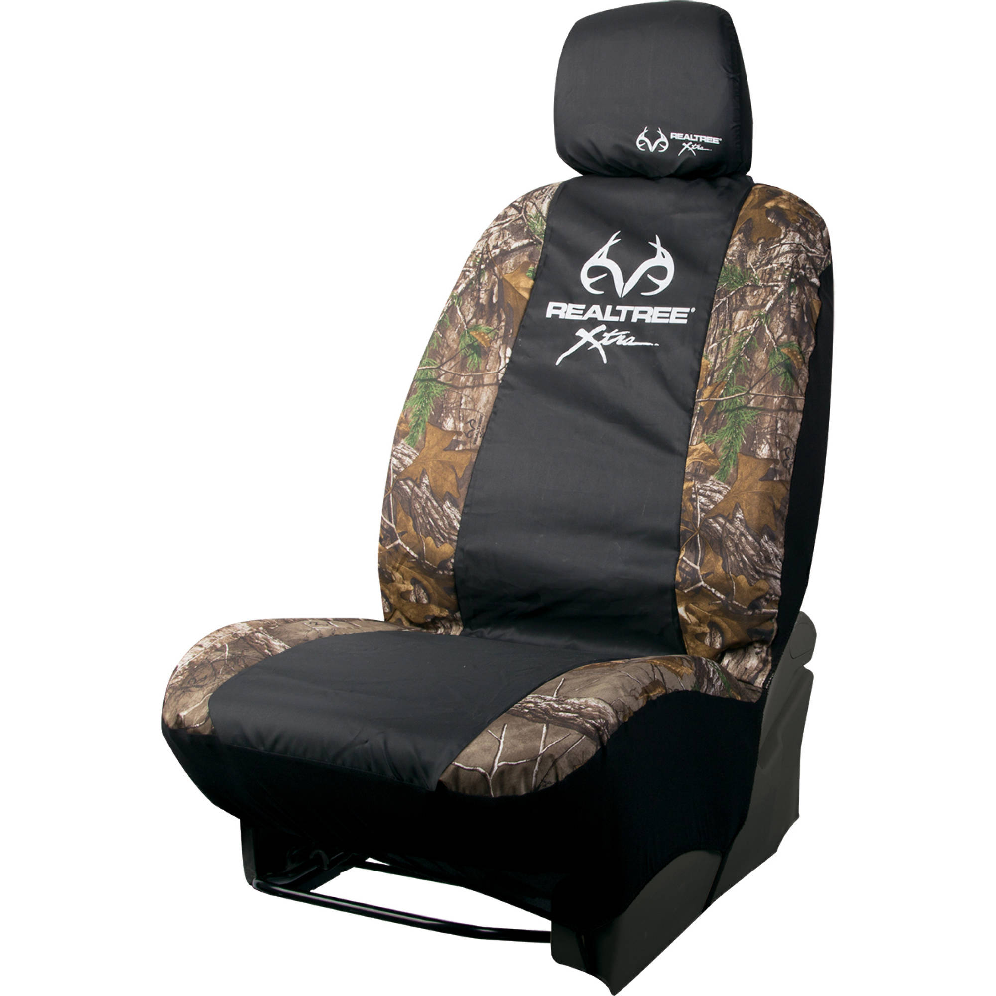 Realtree Xtra Camo Low Back Seat Cover