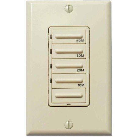 Panasonic Switch (Panasonic FV-WCD01-W WhisperControl Polypropylene Bath Fan Switch)