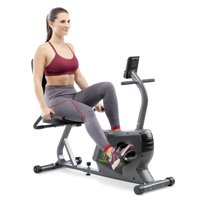 Deals on Marcy Magnetic Recumbent Exercise Bike NS-1206R