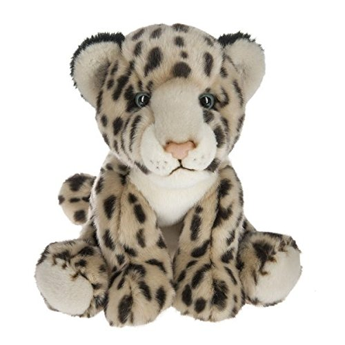 Heritage Leopard 12 Inch Stuffed Animal By H13779 By Ganz