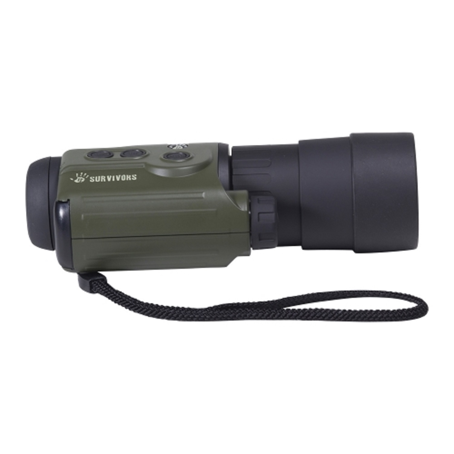 12 Survivors Trace 5x50 Digital NV Recording Monocular by 12 Survivors