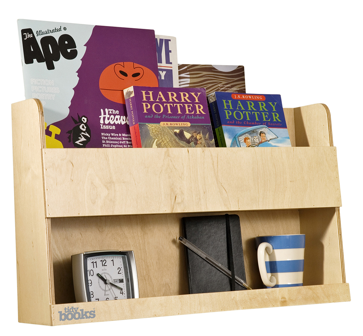 The Tidy Books Bunk Bed Buddy (Clear) by Tidy Books
