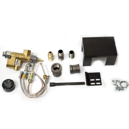 Copreci Rear Inlet Safety Pilot Kit (82PKN), Natural Gas