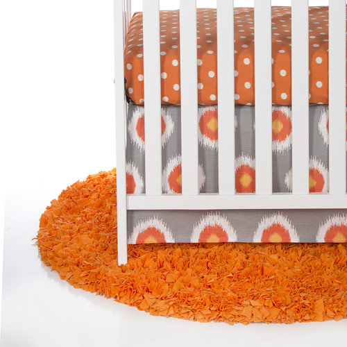 Sweet Potato by Glenna Jean Rhythm 2 Piece Crib Bedding Set
