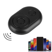 TSV Bluetooth Selfie Remote Control, Wireless Camera Shutter Selfie Button Fit for iPhone X XR XS 11 10 8 7 6 5, Samsung Galaxy S10 S9 S8 S7 S6, Android Phones, HD Selfie Clicker for Photos & Videos