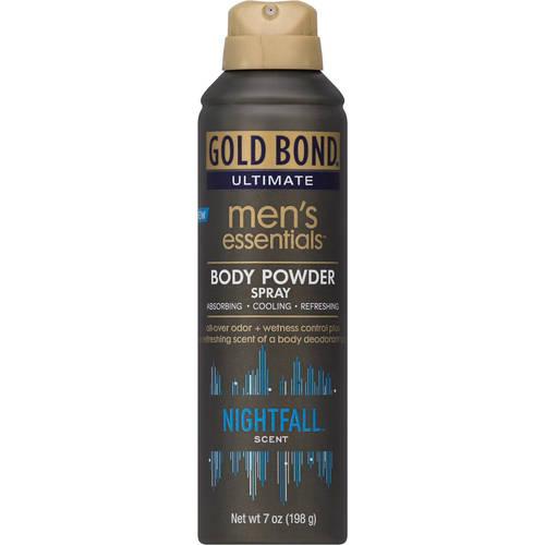 Mens body powder walmart