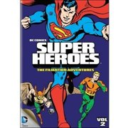 DC Comics Super Heroes: The Filmation Adventures, Vol. 2 by WARNER HOME VIDEO