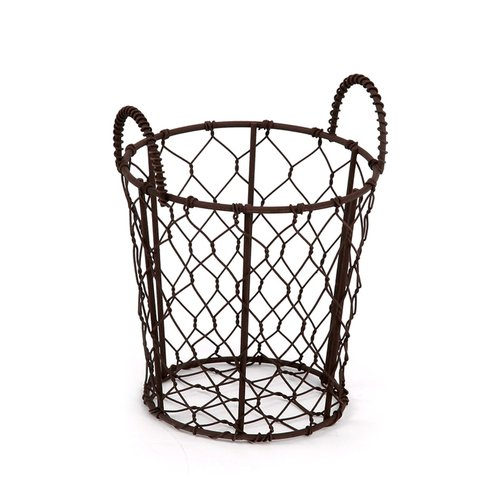 Small Wire Basket With Handle
