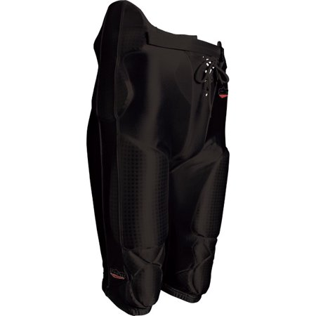 Schutt Youth All-in-One Polyester Football Pants with Pads (Schutt Youth Polyester)