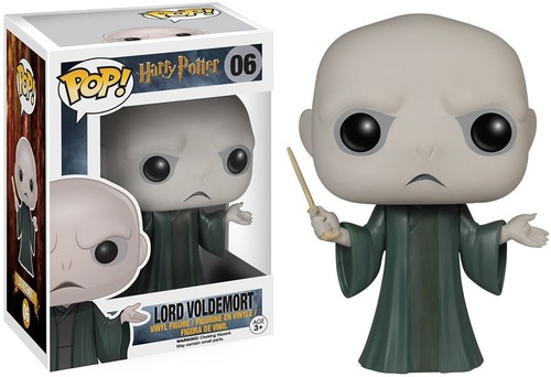 FUNKO POP! MOVIES: HARRY POTTER VOLDEMORT by Funko