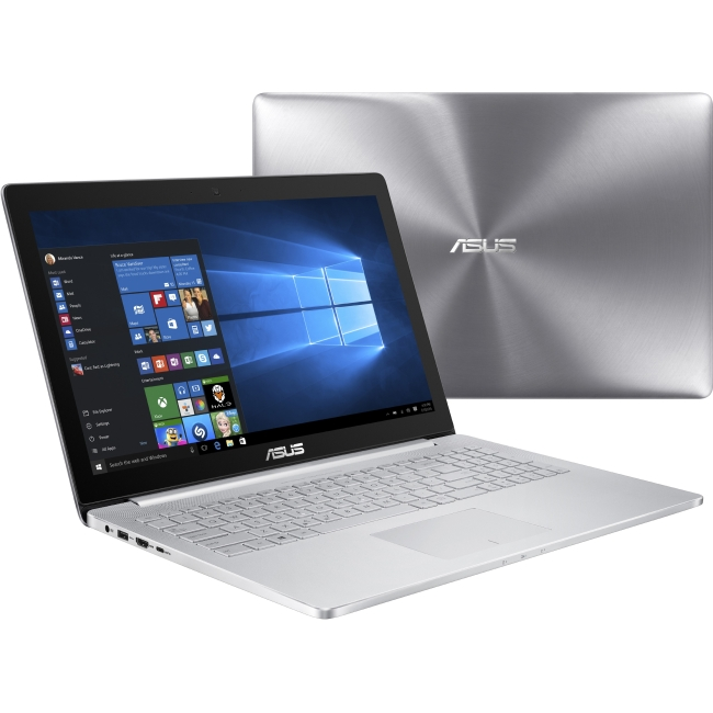 """Asus ZenBook Pro UX501VW-DS71T 15.6"""" Touchscreen (In-plane Switching (IPS) Technology) Ultrabook Intel... by ASUS"""