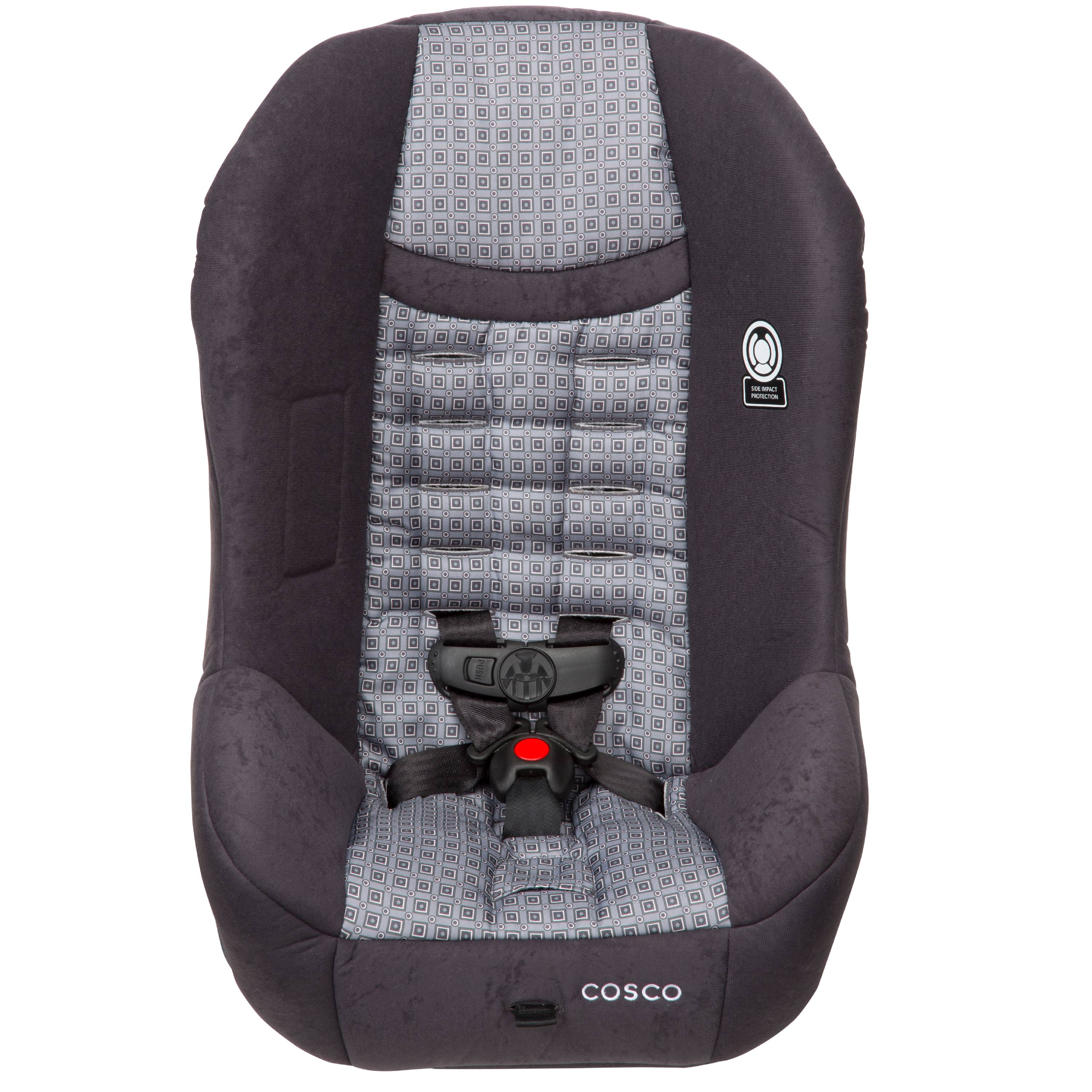 New Cosco Scenera NEXT Convertible 5 Point Harness Plane Car Seat Renaissance