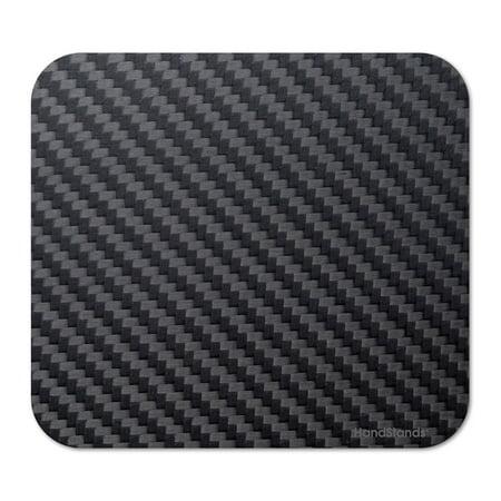 Deluxe Carbon Fiber - Deluxe Mouse Mat- Carbon Fiber
