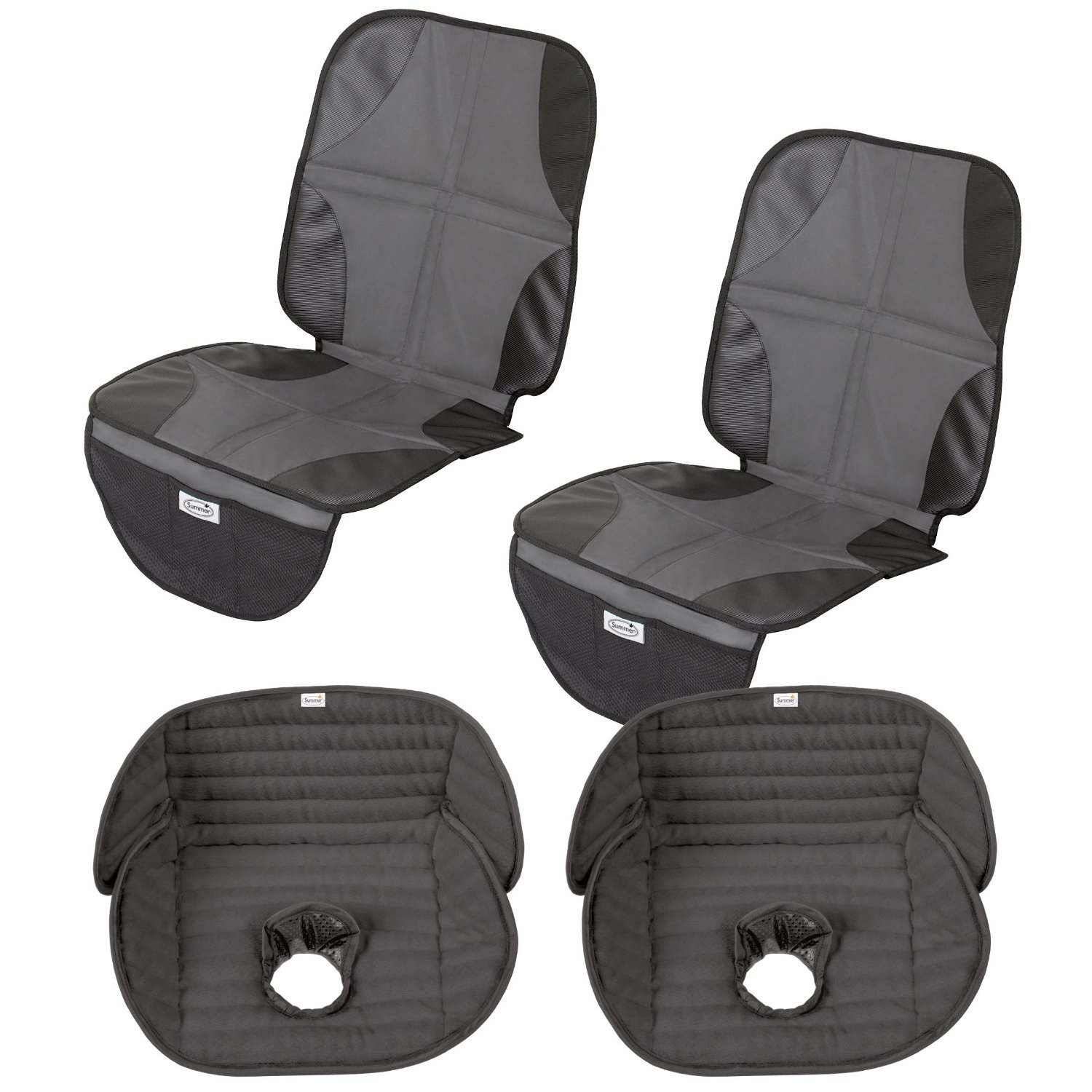 Summer Infant Products DuoMat Seat Protector with Deluxe ...