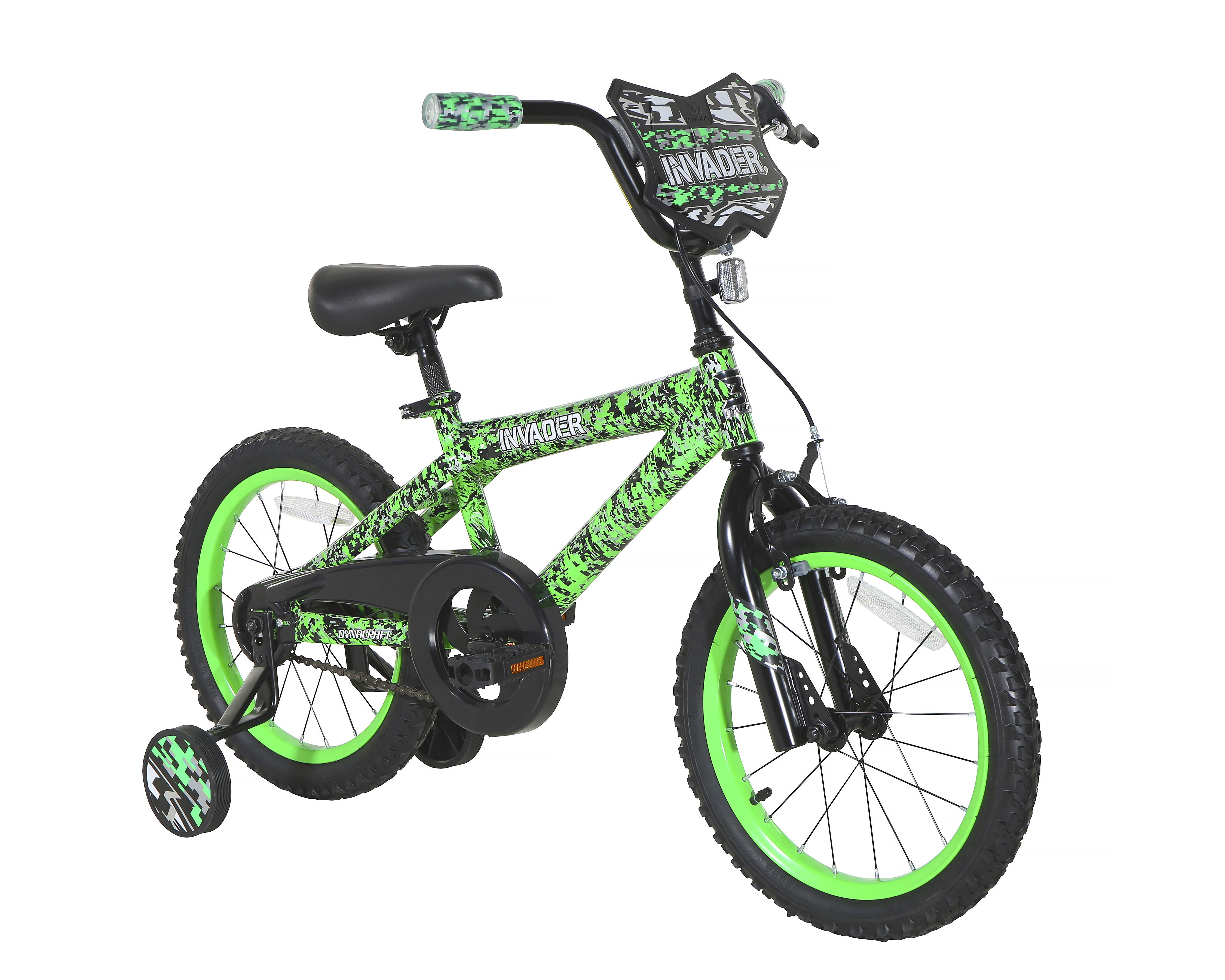 "Dynacraft 16"" Invader Boys Bike"