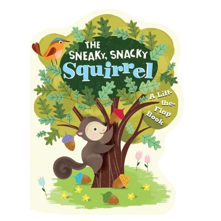 The Sneaky, Snacky Squirrel (Board
