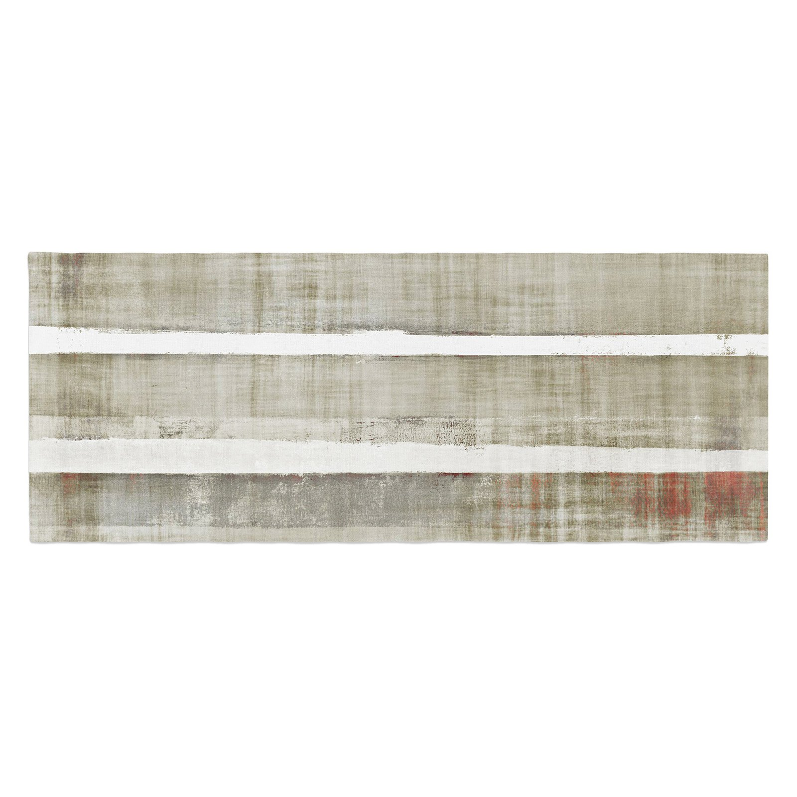 CarolLynn Tice Loving Life Bed Runner by Kess InHouse