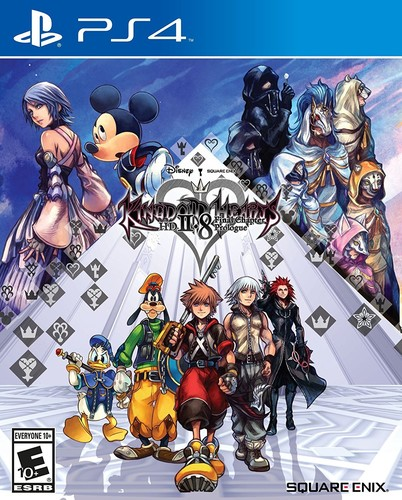 Kingdom Hearts HD 2.8: Final Chapter Prologue, Square Enix, PlayStation 4, 662248917788