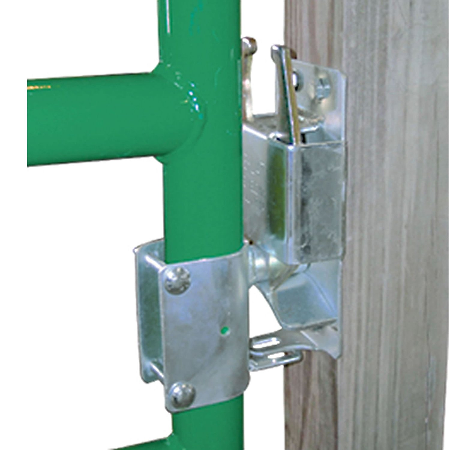 Lockable 2-Way Livestock Gate Latch Ship from US   , By Co-Line