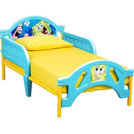 Delta Children Nickelodeon Spongebob Squarepants Toddler Bed
