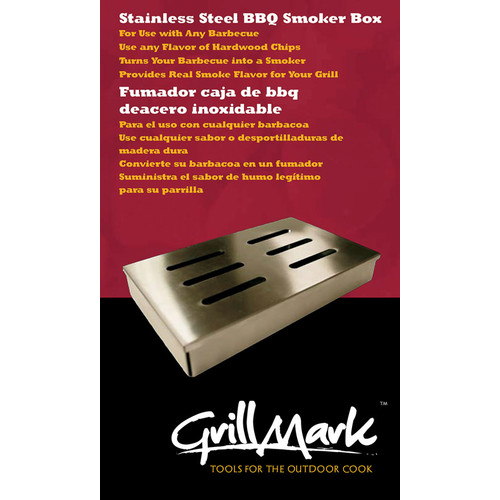Grill Mark BBQ Smoker Box