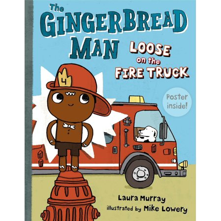 The Gingerbread Man Loose on the Fire Truck - Gingerbread Man From Shrek