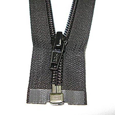 Sr Leather Zipper - 18