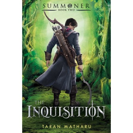 The Inquisition : Summoner: Book Two