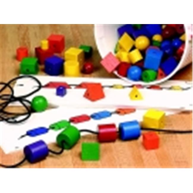 Learning Resources Attribute Beads Sorting Set