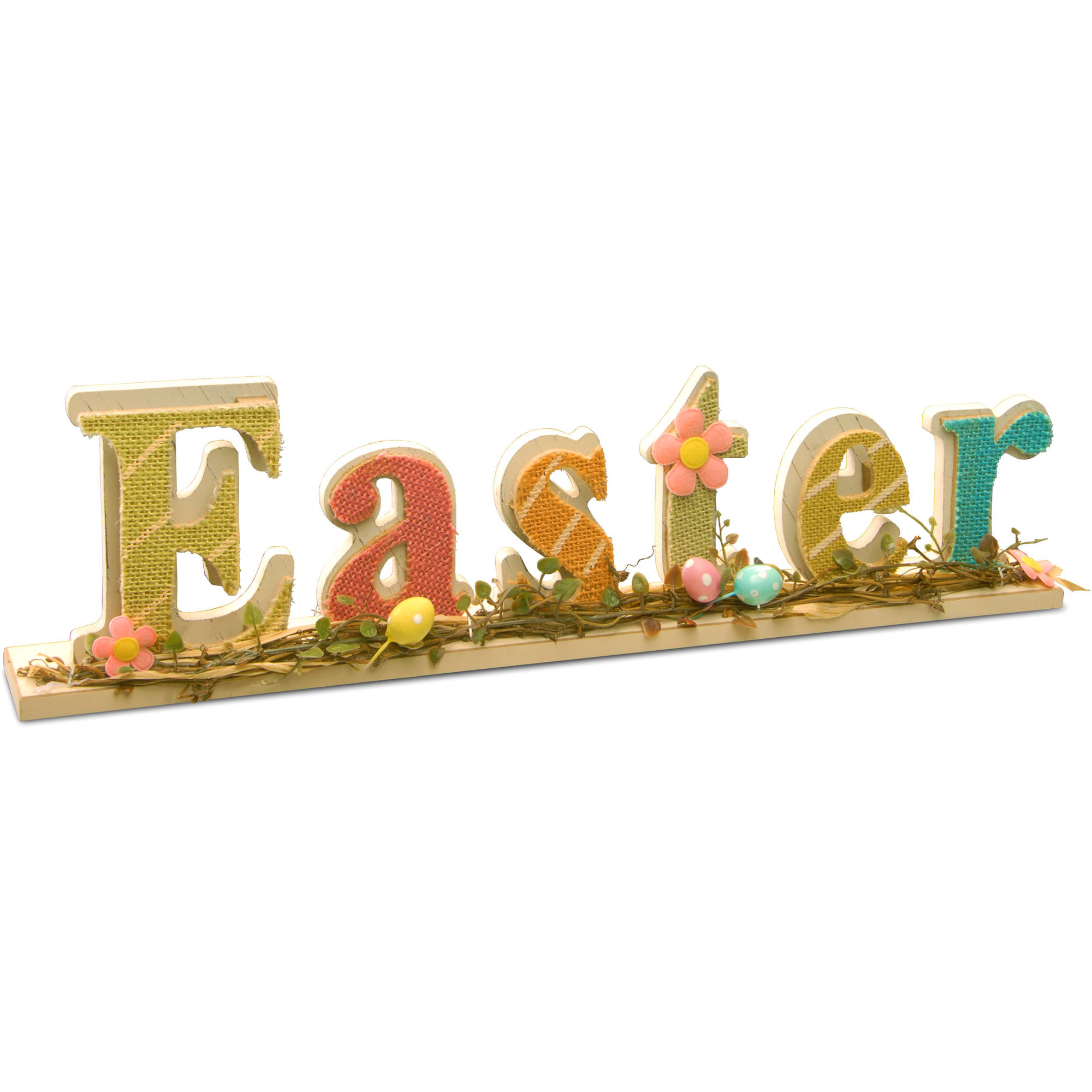 "18"" Easter Sign by National Tree"
