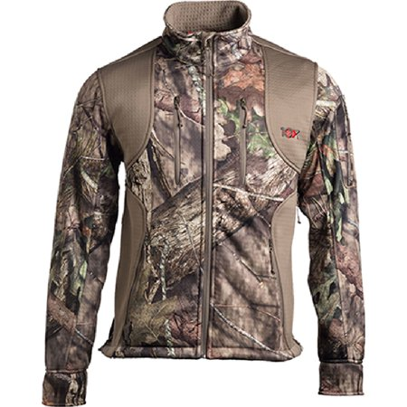 Walls Industries 10X Silent Quest Insulated Parka W/Scentrex Mo Country - Insulated Reversible Parka