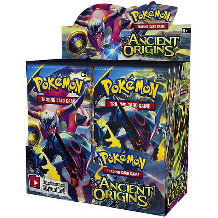 Pokémon Trading Card Game XY-Ancient Origins Display Booster Box (36 Booster