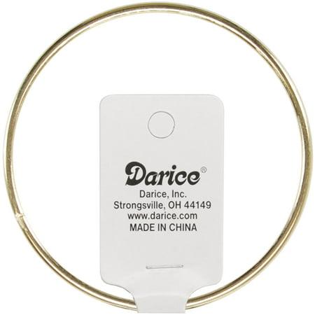 Metal Macrame Ring-Gold-4 (Macrame Ring Lace)