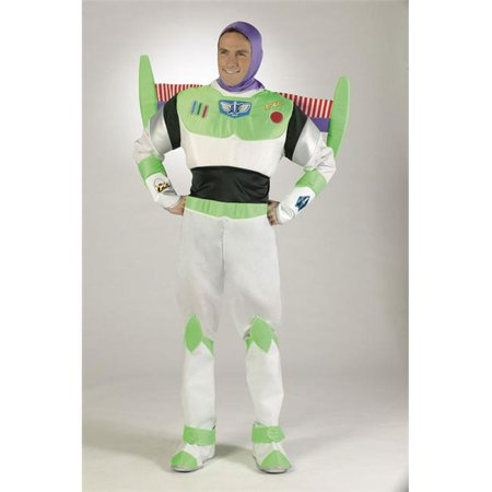 Costumes For All Occasions DG5984 Buzz Lightyear Prestige Adult - image 1 of 1