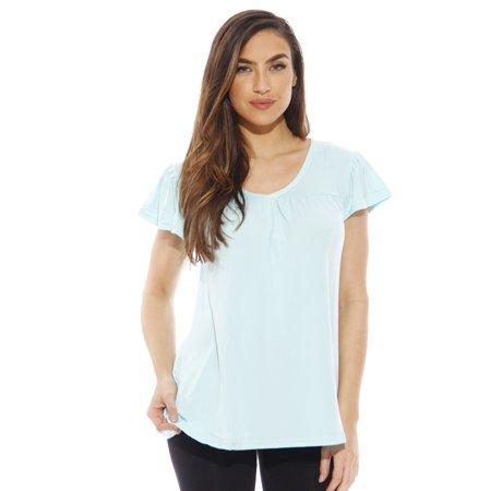 Nightwear Just Womens Pj Top Women's Clothing