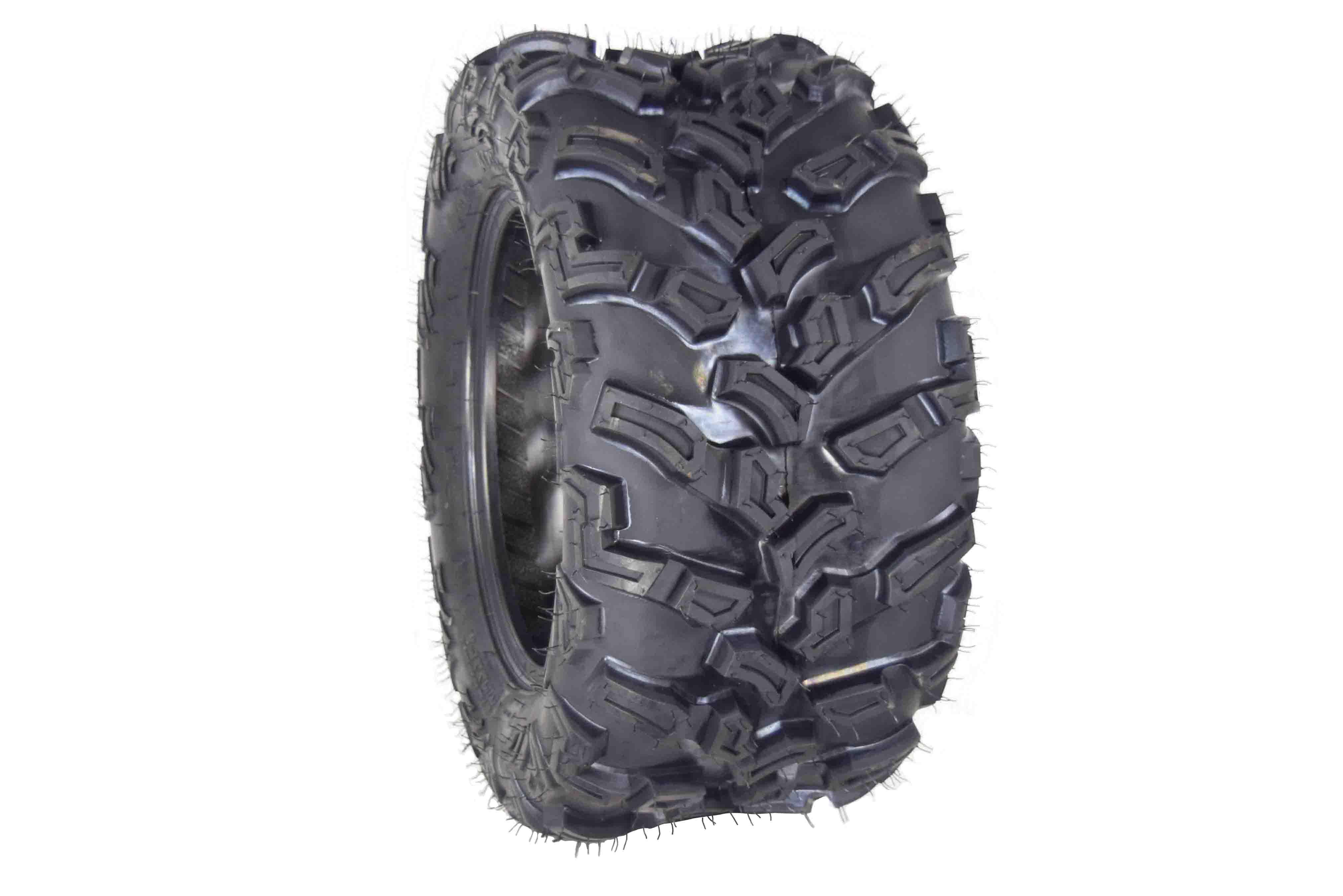 MASSFX  2 Set ATV Tires 26X11-14 Rear Durable Dual Compound 6 Ply 26X11x14