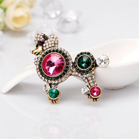 Charming Vintage Pin Brooch Pins Exquisite Collar For Women Dance AL355-A - image 3 de 8