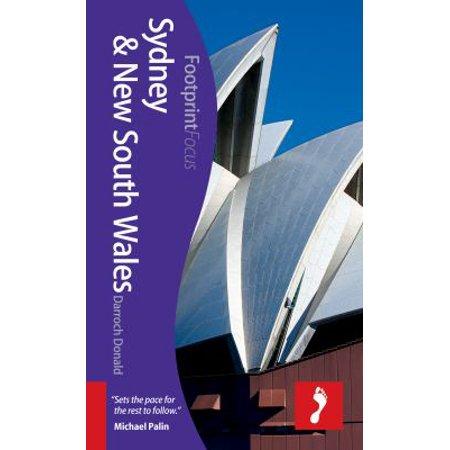 Footprint Focus Sydney & New South Wales