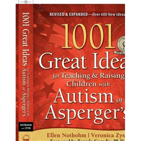 1001 Great Ideas for Teaching and Raising Children with Autism Spectrum Disorders - eBook