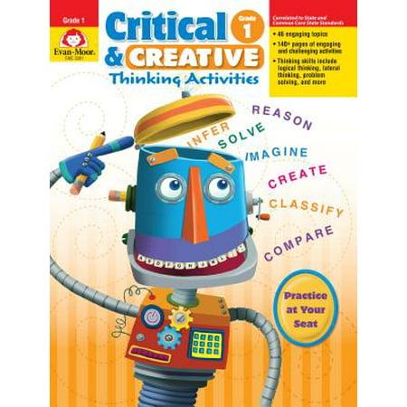 Creative Halloween Activities For Preschoolers (Critical & Creative Thinking Activities, Grade)