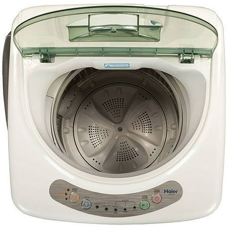 washing machine apartment washer laundry clothes mini rolling compact