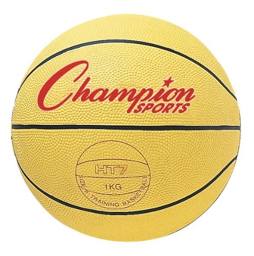 Champion Sports Weighted Basketball Trainer (Official Size 2-Pounds)